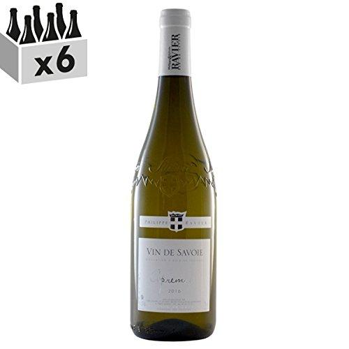 Apremont Blanc 2016 – Domaine Ravier